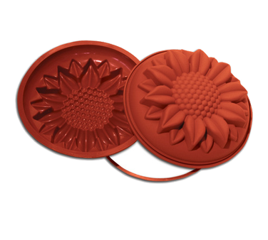 SFT252 Eurodib USA - Uniflex Silicone Collection Sun Flower Mold 10-1/4