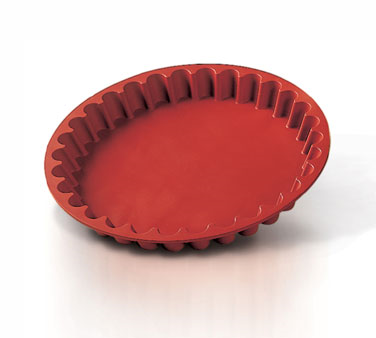 SFT424 Eurodib USA - Uniflex Silicone Collection Flan Mold 9-1/2