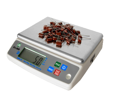 SWL3 Eurodib USA - Weighing & Counting Scale 3 kg (6.6 lb.) capacity