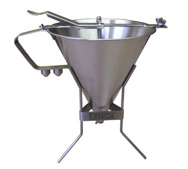 EX180014 Eurodib USA - Sauce Funnel stainless steel