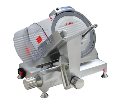 HBS-250L Eurodib USA - Meat Slicer anodized aluminum