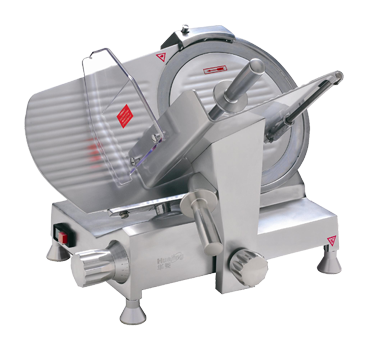 HBS-300L Eurodib USA - Meat Slicer anodized aluminum