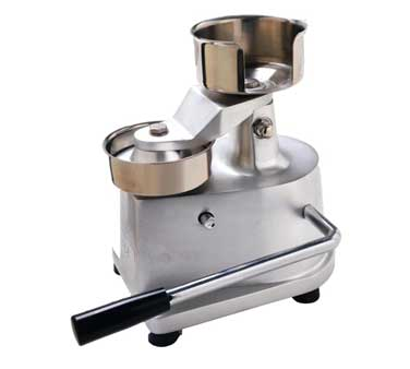 HF-100 Eurodib USA - Hamburger Press compact design