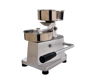 HF-130 Eurodib USA - Hamburger Press compact design