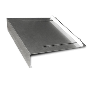 PLAN315VM8 Eurodib USA - Orved Inclined Shelf for use with vacuum sealer 315VM8