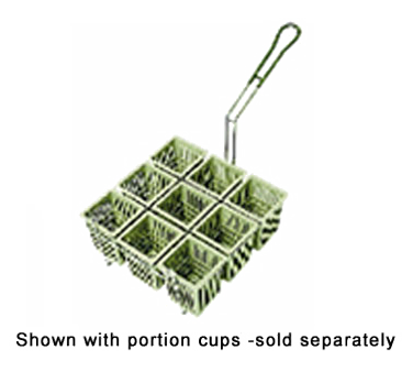 803-0155 Frymaster - Pasta Portion Cup Rack 12-1/4