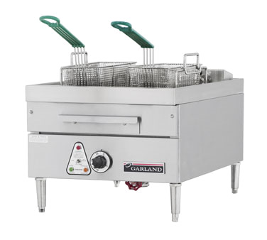 Fryer, Counter Unit, Electric, Full Pot