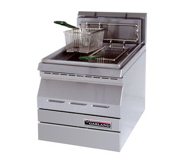Fryer, Counter Unit, Gas, Full Pot