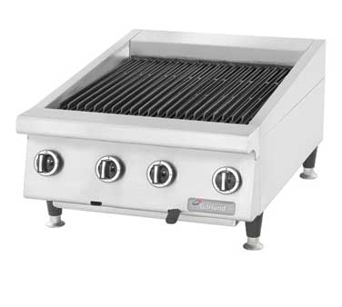 Charbroiler, Gas, Counter Model