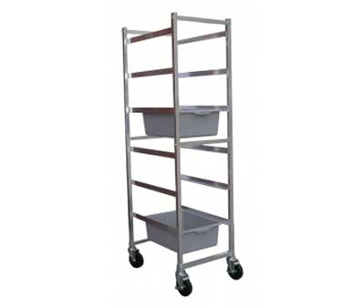 AAR-0618 GSW USA - Storage Rack, open sides, (6) 15