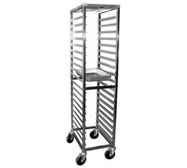 ASR-1915KD GSW USA - Steam Table Pan Rack, open sides, (19) 13