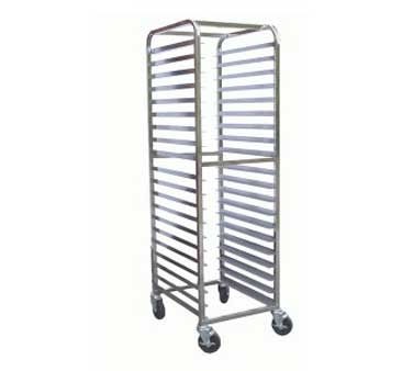 ASR-2022W GSW USA - Bun Pan Rack, open sides, (20) 18
