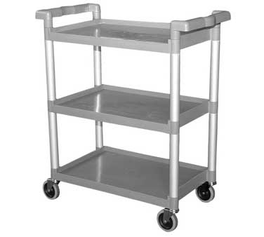 C-23WL GSW USA - Bus Cart, (3) shelves with 12