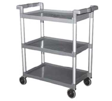 C-23WM GSW USA - Buss Cart, (3) shelves with 12