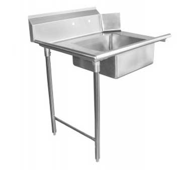 DT24S-L GSW USA - Dishtable, soiled, 24