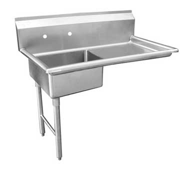 DT48U-L GSW USA - Dishtable, undercounter, 48