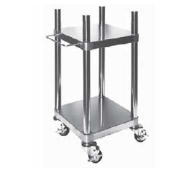 ES-RC15 GSW USA - Rice Warmer Cart, mobile, 15