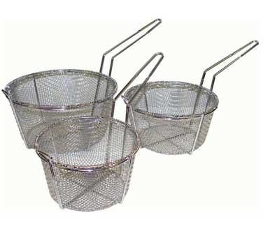 FB-VN08 GSW USA - Vegetable Basket, round, 8-1/2