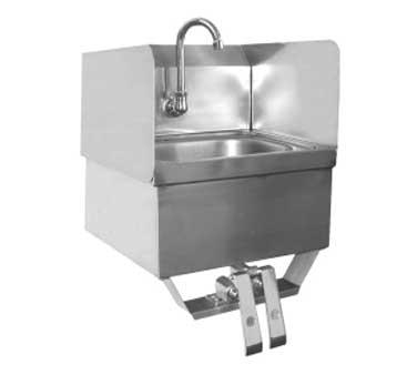 HS-1615KSS GSW USA - Hand Sink, wall mount, 12-3/4\