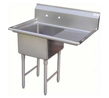 SE15151R GSW USA - Sink, 1-compartment, 15