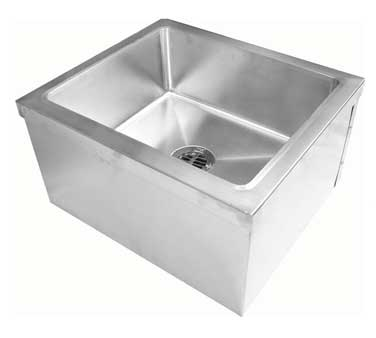 SE1922FM GSW USA - Mop Sink, floor mount, 16
