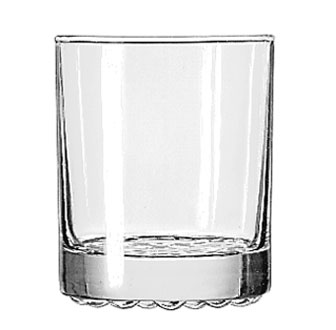 23286 Libbey Glass - Old Fashioned Glass, 7-3/4 oz., safedge rim guarantee, NOB HILL®