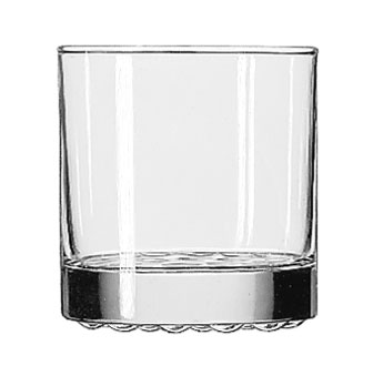 23386 Libbey Glass - Old Fashioned Glass, 10-1/4 oz., safedge rim guarantee, NOB HILL®