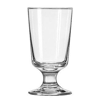 3736 Libbey Glass - Hi-Ball Glass, 8 oz., Safedge rim and foot guarantee, EMBASSY®