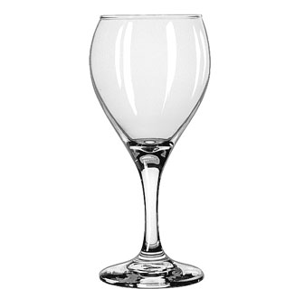 3957 Libbey Glass - All Purpose Wine Glass, 10-3/4 oz., Safedge rim and foot guarantee, TEARDROP™