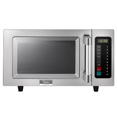 1025F1A Midea Light Duty Commercial Microwave