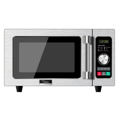 1025F2A Midea - Light duty Commercial Microwave Oven