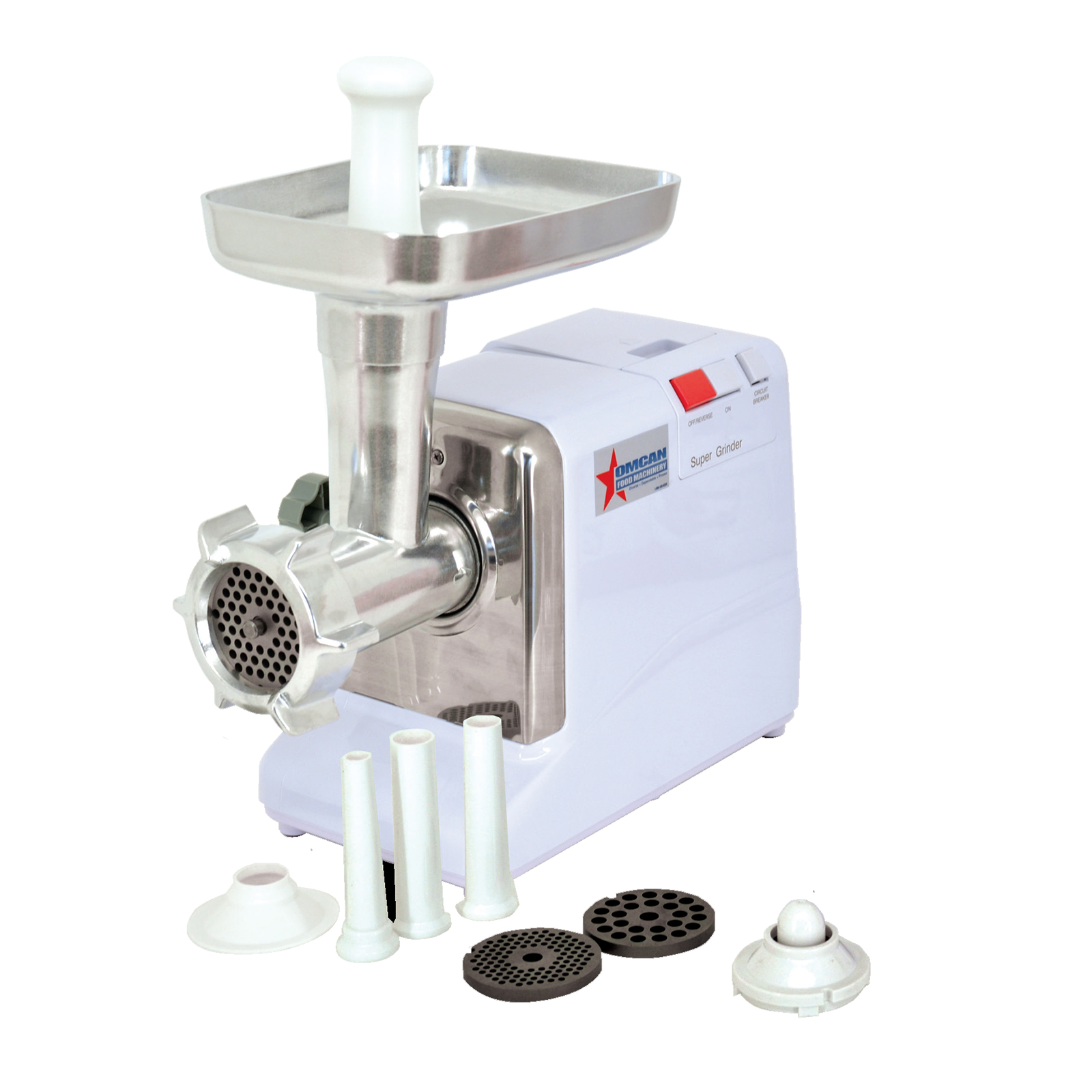 MG-CN-0010 Omcan - (21640) Meat Grinder electric