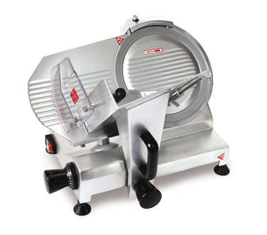 HBS 250 Omcan - (19067) Meat Slicer manual