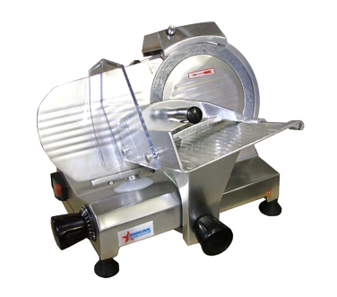 HBS195 Omcan - (20201) Meat Slicer manual