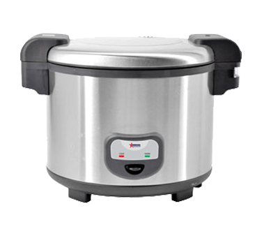 39454 Omcan - (39454) Rice Cooker/Warmer electric
