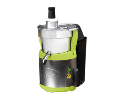 "SANTOS 68 Omcan - (39684) Santos® Centrifugal Fruit & Vegetable Juicer with Ezy-Clean""¢ (147) quarts/hr"