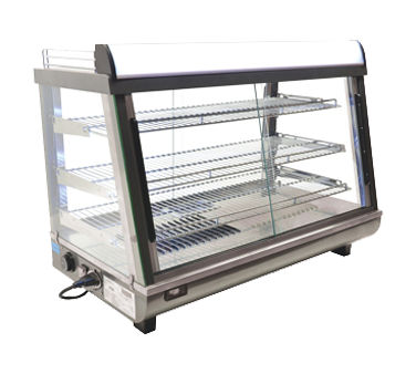 DW-CN-0136 Omcan - (39999) Heated Display Case countertop