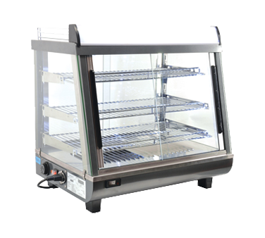 DW-CN-0096 Omcan - (40003) Heated Display Case countertop