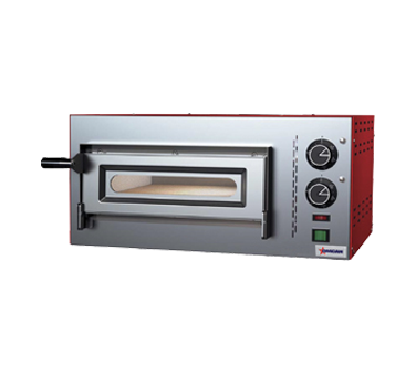 40633 Omcan - (40633) Compact Series Pizza Oven deck-type