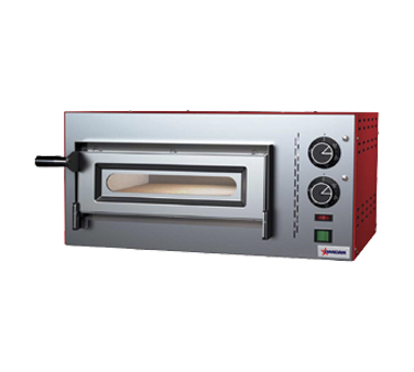 40634 Omcan - (40634) Compact Series Pizza Oven deck-type