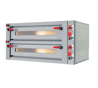 40643 Omcan - (40643) Pyralis Series Pizza Oven deck-type