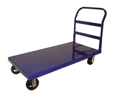 4600 Omcan - (13066) Platform Cart heavy duty