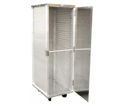 Bun Pan Rack, Cabinet, Mobile Enclosed