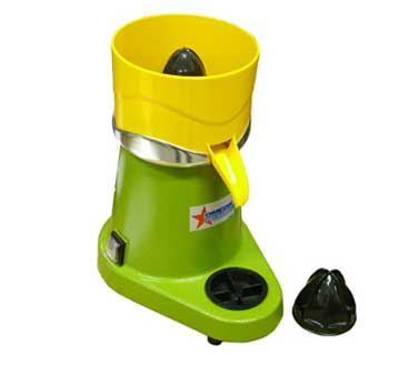 CJ4-A Omcan - (21636) Citrus Juicer inclined body for better output