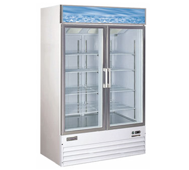 D768BM2F Omcan - (24273) Freezer reach-in display