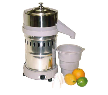 EX Omcan - (10865) Juice Extractor 2 crown sizes
