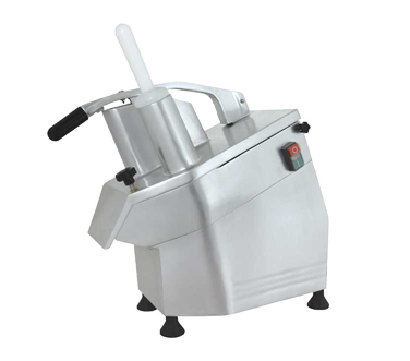 HLC300 Omcan - (19476) Food Processor angled continuous feed style