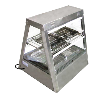 MTWT-2X2 Omcan - (18272) Display Warmer all stainless steel