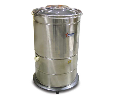 SDF-20 Omcan - (17846) Salad Dryer 20 L basket volume