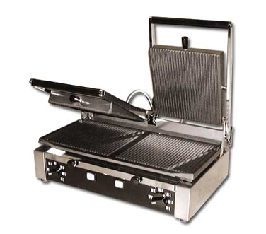 SG501 Omcan - (11378) Sandwich Grill double